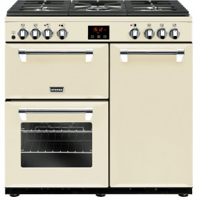 Stoves BELMONT90DFTOW Fornuis