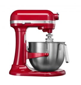 KitchenAid 5KSM7591XEER 6,9ltr heavy duty mixer-keukenrobot - keizerrood